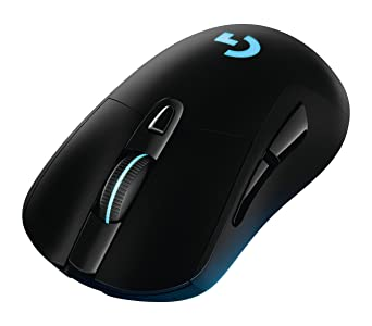 167dd96f9b5 Image Unavailable. Image not available for. Color: Logicool Logitech G403  Prodigy Wireless Gaming Mouse ...
