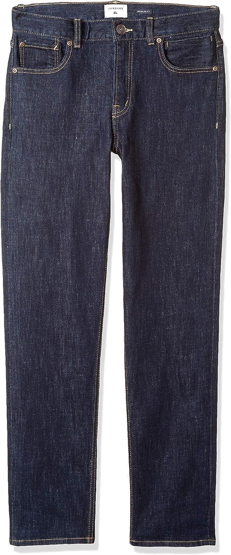 Quiksilver Boys Sequel Rinse Youth Denim Jean Pants