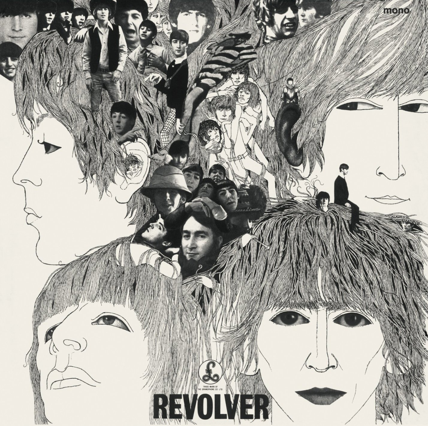 Revolver [Mono LP] by VINYL