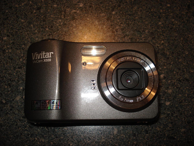 Amazon.com: Vivitar ViviCam X028: Camera & Photo