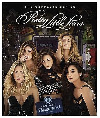 Amazon com: Pretty Little Liars: The Complete Series Set