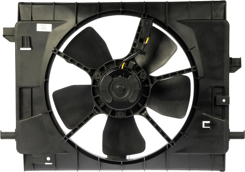 Engine Cooling Fan Assembly-Radiator Fan Assembly Left Dorman 620-018