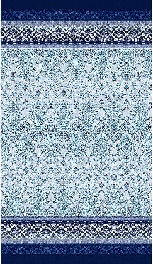 Bassetti Faraglioni V3 - Foulard (algodón, 270 x 270 cm), Color ...