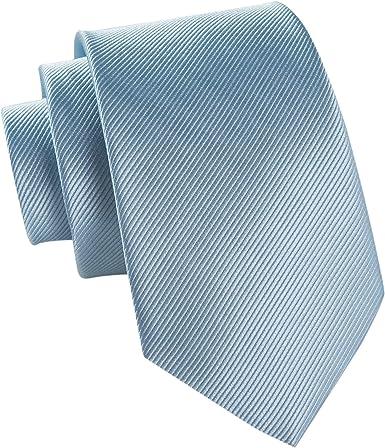Massi Morino ® Corbata de seda para hombres, corbata de seda ...