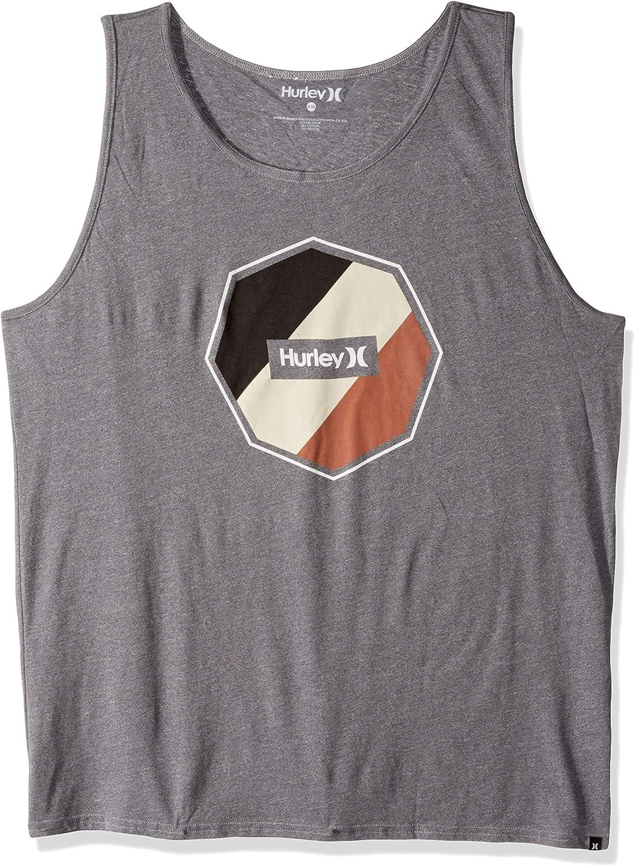 Hurley Mens Siro Strexer Tank Top