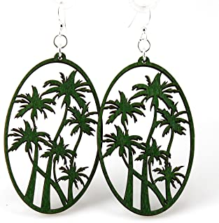 product image for Palm Tree Earrings