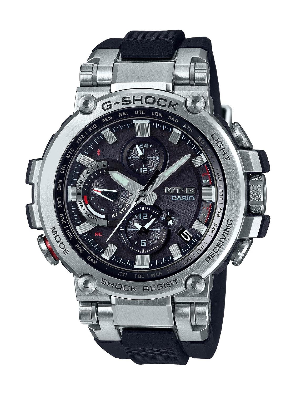 Casio G - Shock mt-g Connected Watch SS mtgb1000 – 1 A B07F24RTHP