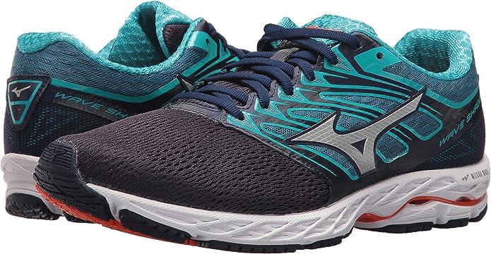 Mizuno Wave Shadow - Zapatillas de Running para Mujer: Mizuno ...
