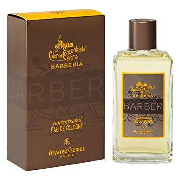 Alvarez Gomez BARBERIA Eau de Cologne Concentrated 150ml / 5oz