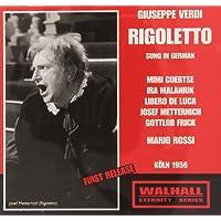 Verdi - Rigoletto Cologne 1956