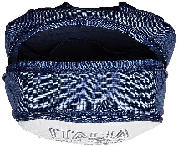 c574c7bce1b2 Puma Italia Fan Wear Backpack - Peacoat Light Grey Heather