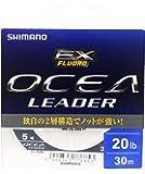 SHIMANO(シマノ) CL-O26L OCEA Leader EX Fluoro(オシア リーダー EX フロロ) 30m