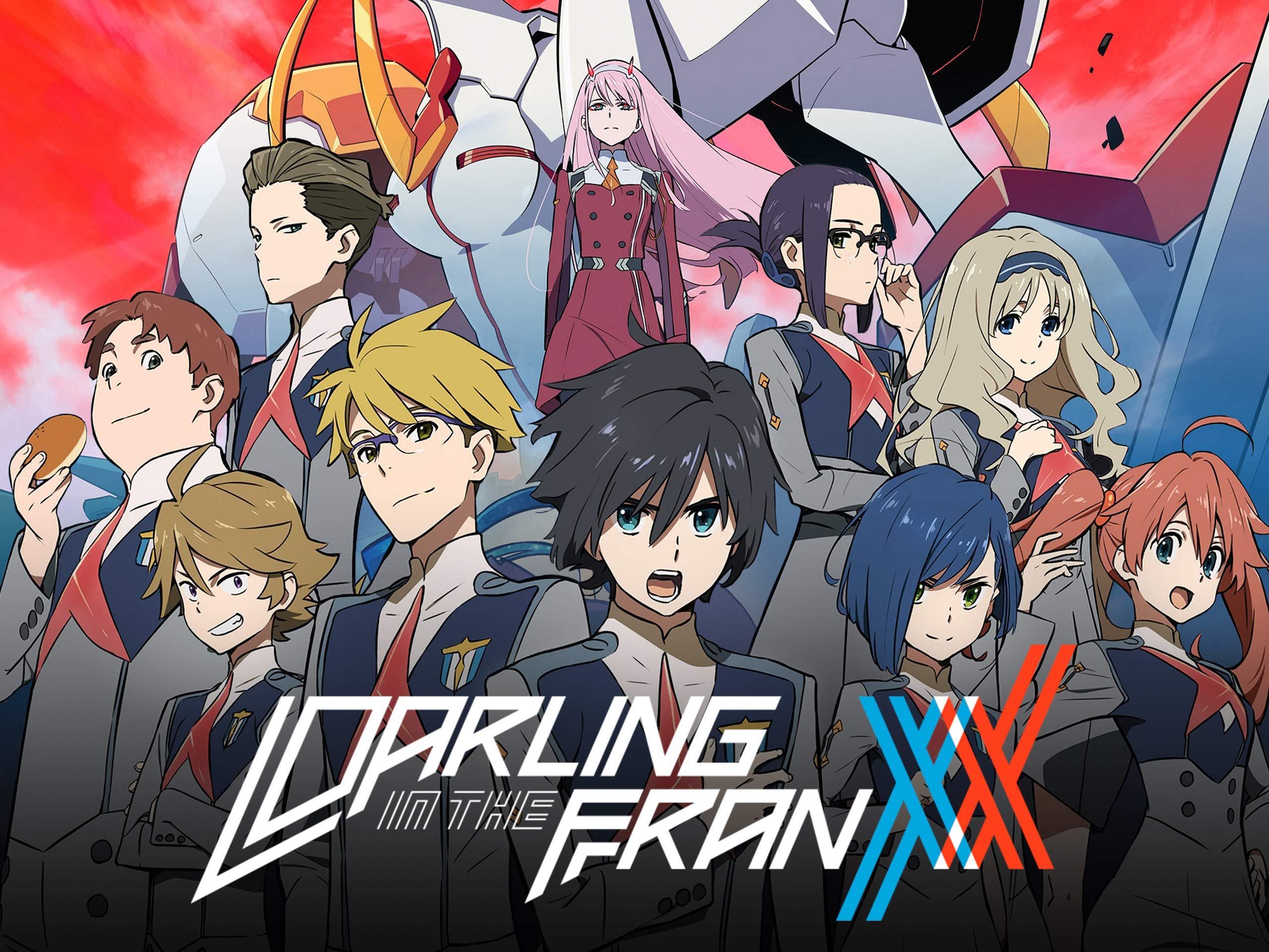 Watch Darling In The Franxx Prime Video
