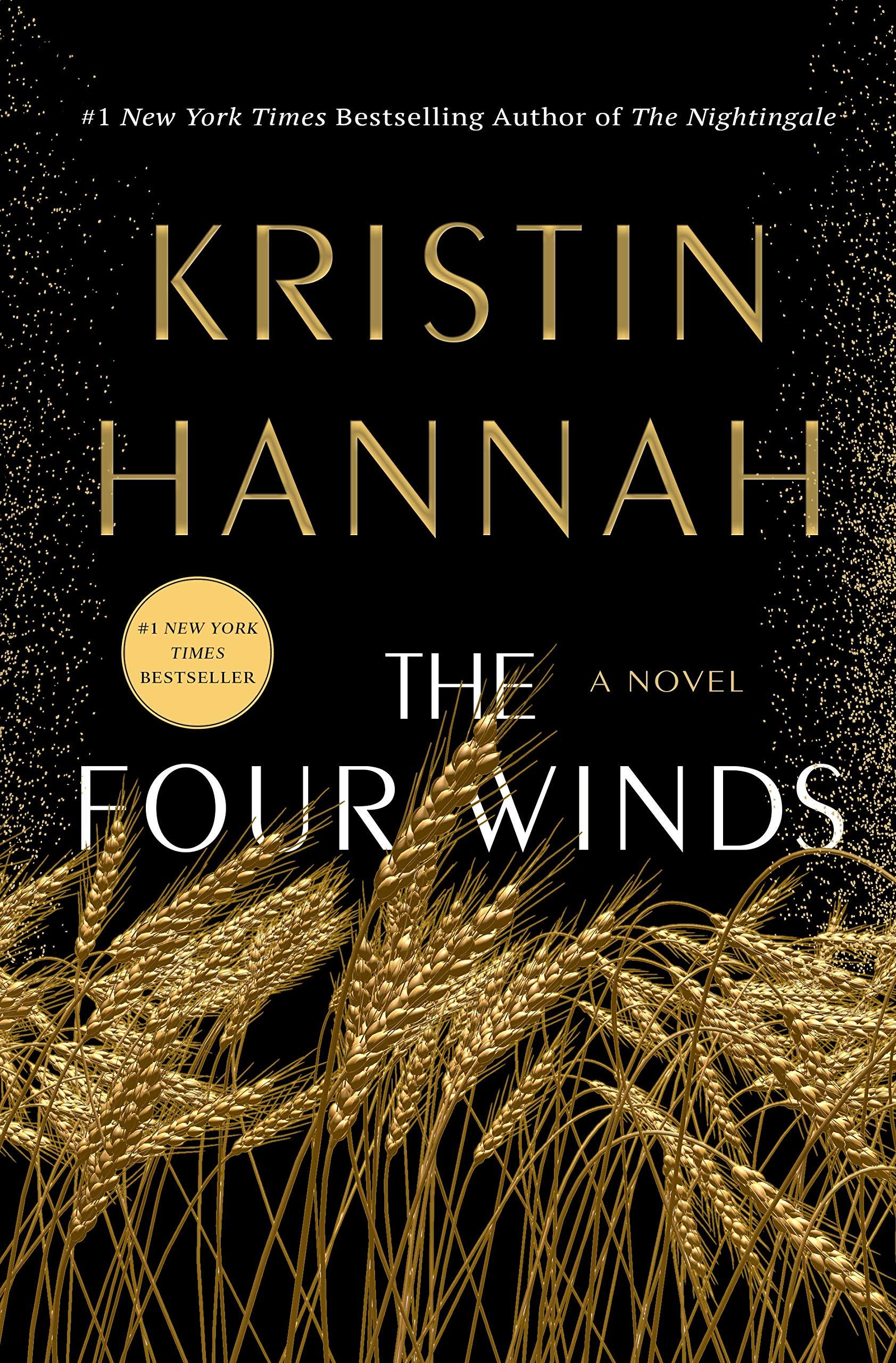The Four Winds: A Novel: Hannah, Kristin: 9781250178602: Amazon.com: Books