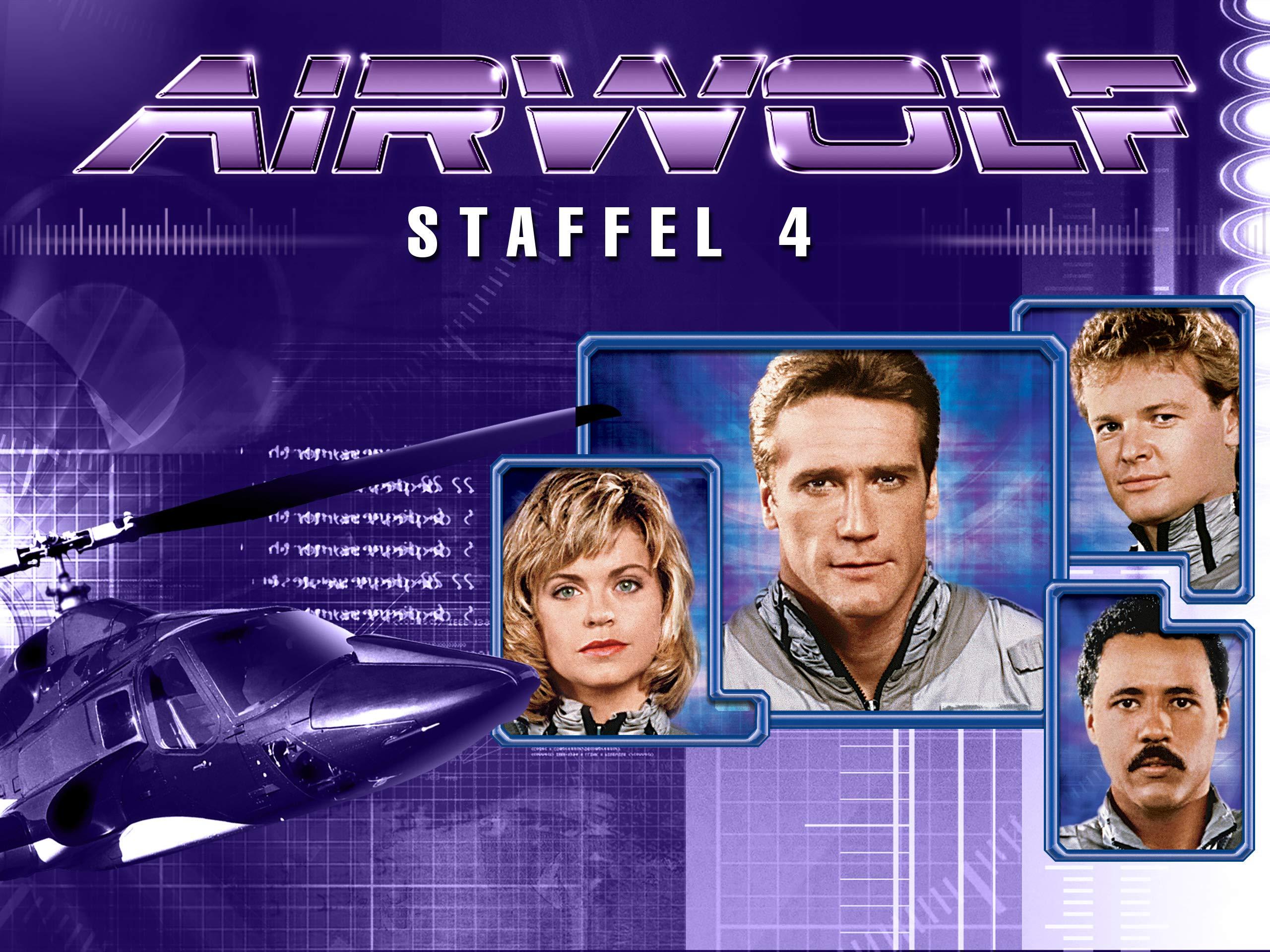 Neuverfilmung airwolf Airwolf im