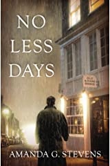 No Less Days Kindle Edition