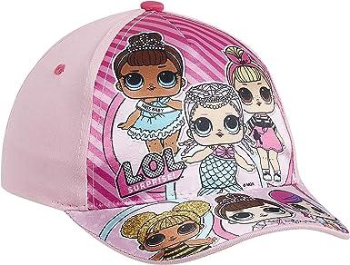 Lol Surprise Cappello con Visiera Bambina