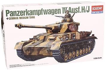 Academy - Maqueta de Tanque: Amazon.es: Juguetes y juegos