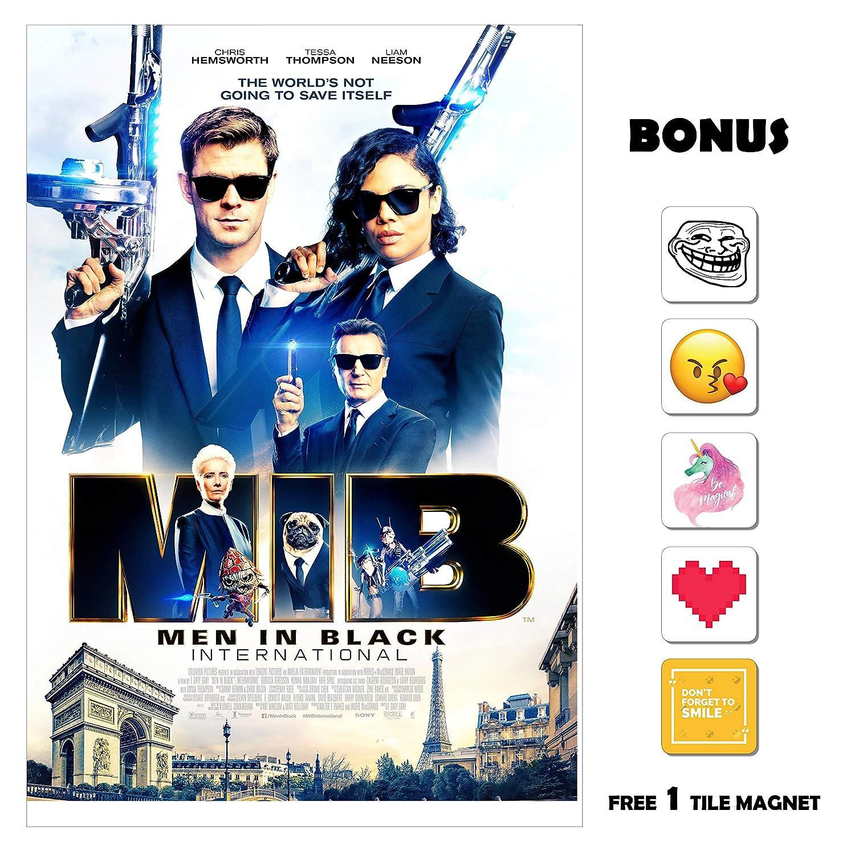 Amazoncom Movie Poster Men In Black Mib International 13