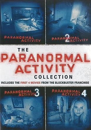 Paranormal activity 4 (1/10) movie clip robbie's friend (2012.
