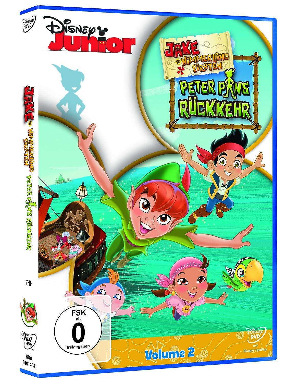 Jake Und Die Nimmerland Piraten Vol. 2   Peter Pans Rückkehr