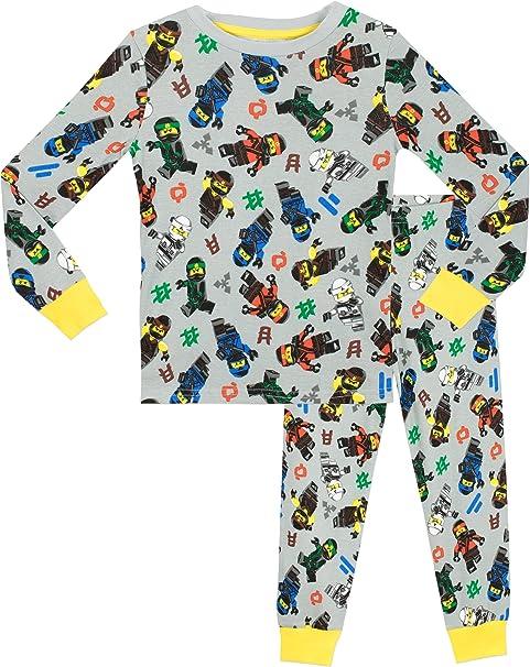 LEGO Ninjago Boys Ninjago Pajamas