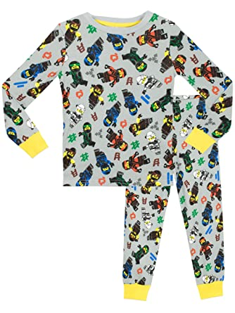 LEGO Ninjago Boys Ninjago Pajamas Size 5