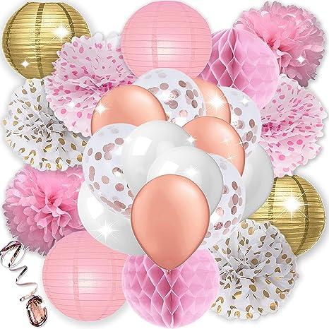 Pretty Ballerina Party Lanterns