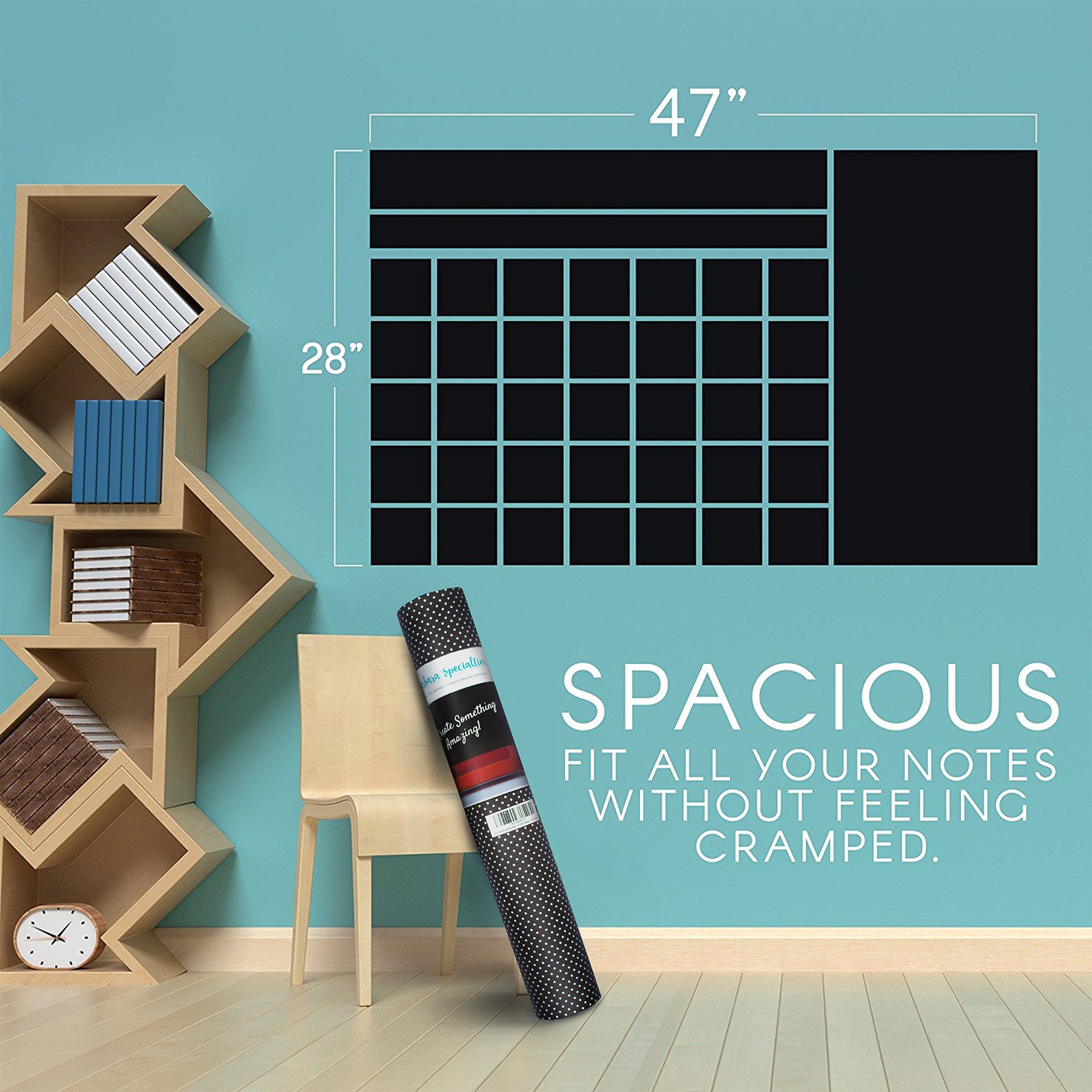 giant wall calendar large print wall large wall calendar monthly chalkboard decal 47