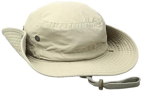 aa310b65c8e4ad Amazon.com: White Sierra Men's Bug Free Brim Hat, Small/Medium ...