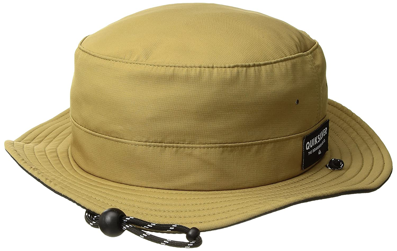 Quiksilver Mens Standard Jetty Free Hat Elmwood L/XL AQYHA04076