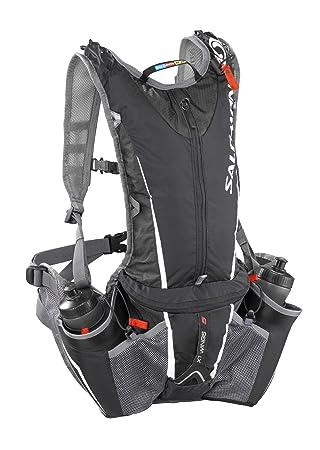 Salomon XT Wings mochila negro Talla:5 L: Amazon.es: Deportes y aire libre