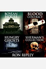 Ghost Stories from Hell: Supernatural Horror with Scary Ghosts & Haunted Houses Audible Audiobook