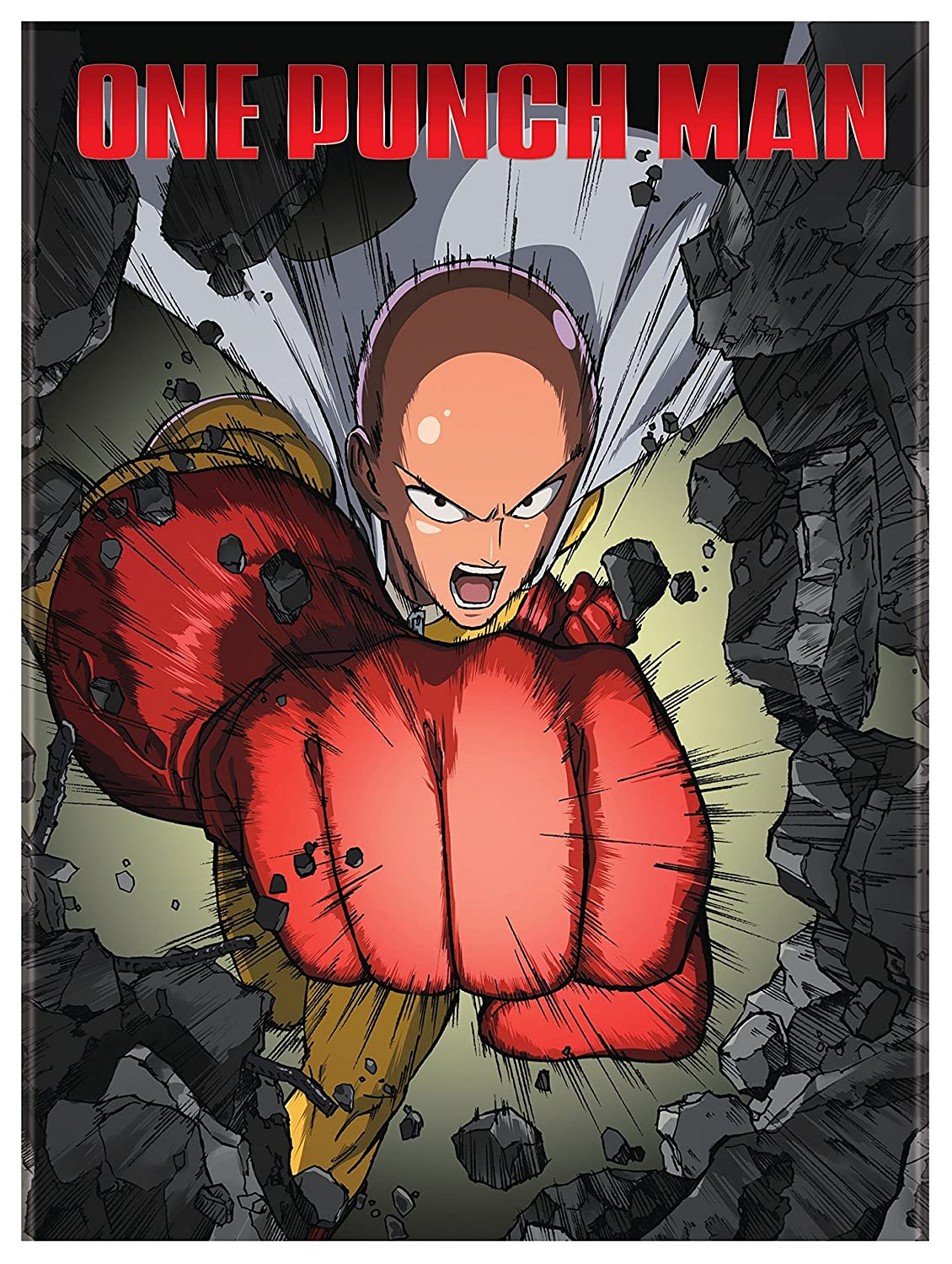 Amazon Com One Punch Man Standard Edition Dvd Various Various Movies Tv