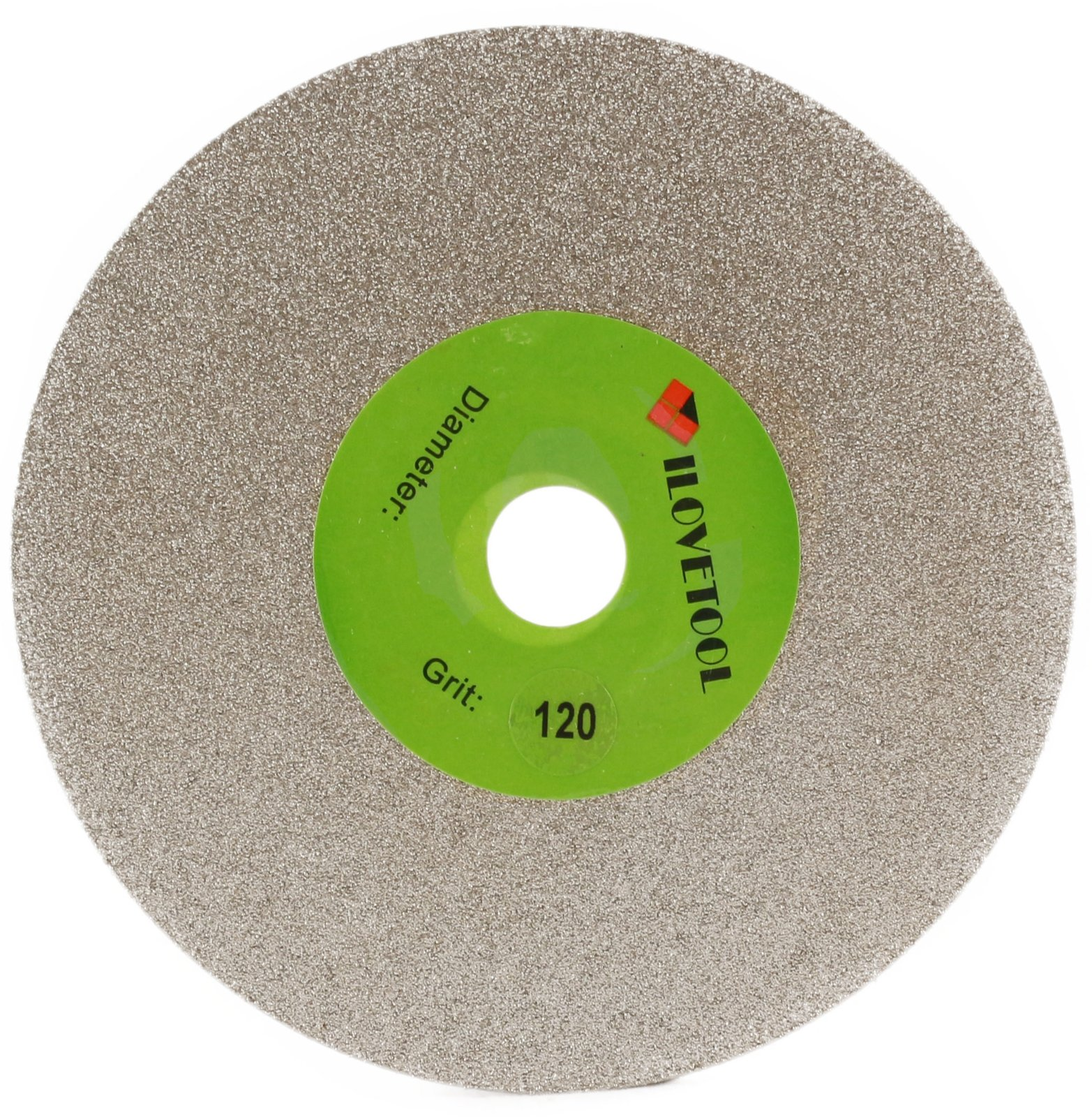 ILOVETOOL 250mm Electroplated Diamond Discs Abrasive Wheel 120 Grit Stone Tools