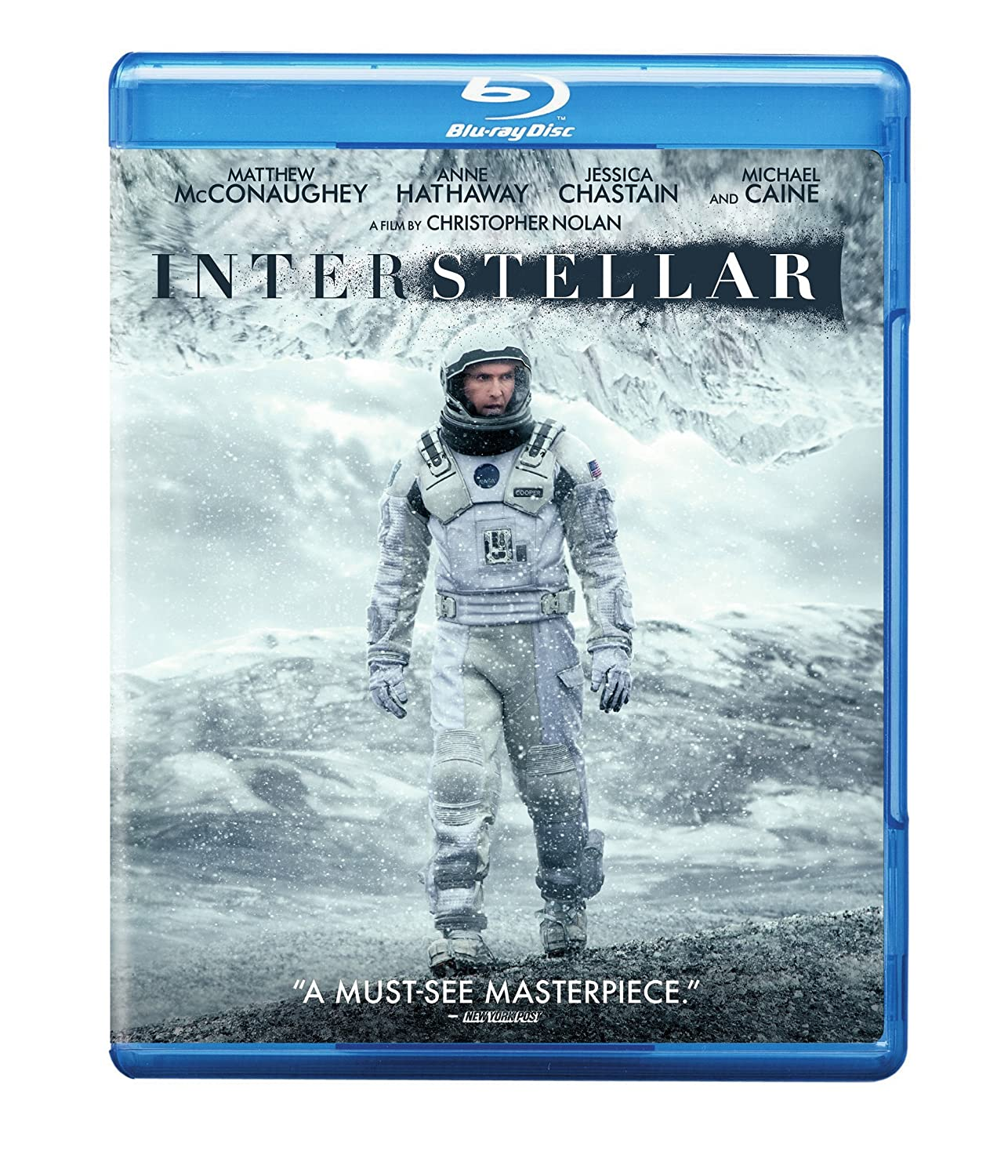 Interstallar Blu-ray