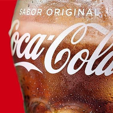 Coca-Cola Sabor Original - Refresco de cola - botella 2L