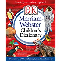 Merriam-Webster Children's Dictionary, New Edition: Features 3,000 Photographs and...