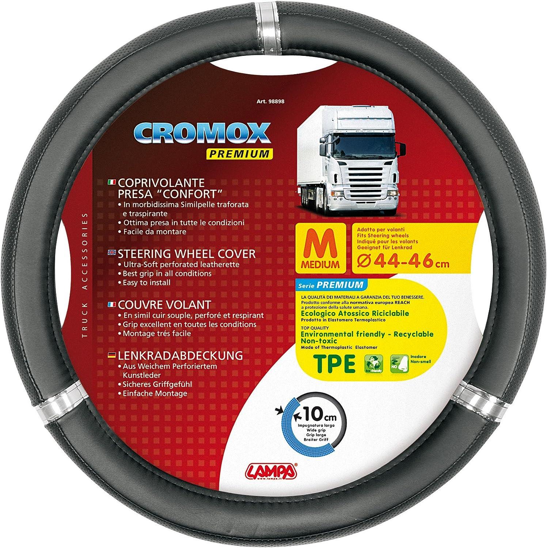Volante Funda Cromox Premium M Lampa 98898