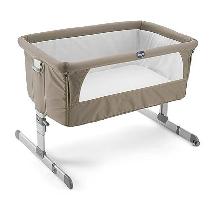 Chicco Next2me - Cuna de colecho con anclaje a cama y 6 alturas, colección 2017