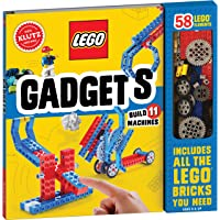 Amazon.com deals on Klutz Lego Gadgets Science & Activity Kit 821963