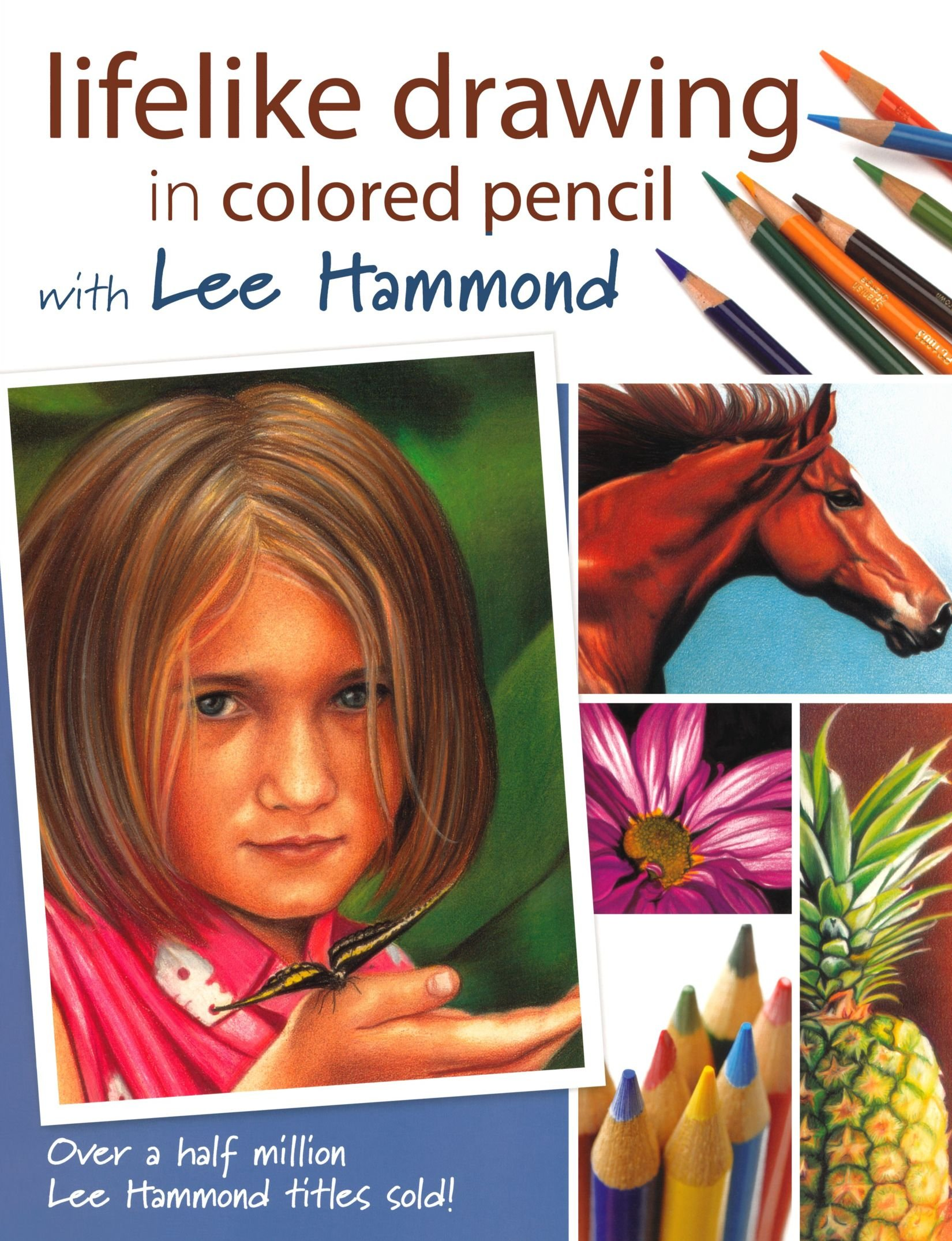 Lifelike Drawing Colored Pencil Hammond product image