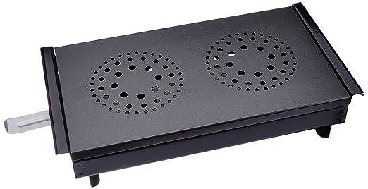 Wärmeplatte Küche | Kitchencraft Mcc2fwarm Master Class Professional Warmhalteplatte Mit