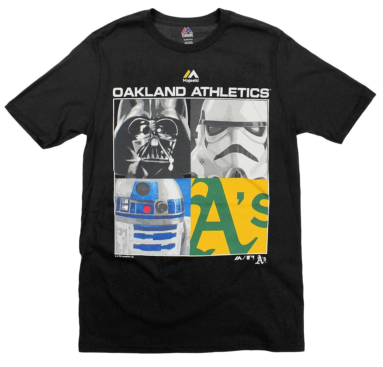 大人気定番商品 Oakland Athletics A 's MLB Big MLB A Big Boys Youth Star Warsメイン文字Tシャツ、ブラック Small ブラック B01HDTWB6Q, BRILLER yu&me:c98ddb5a --- a0267596.xsph.ru