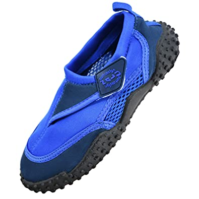 Boys Girls Mens Womens Surf Aqua Shoes Beach Swim Water Shoes Wetsuit  Socks: Amazon.co.uk: Shoes & Bags