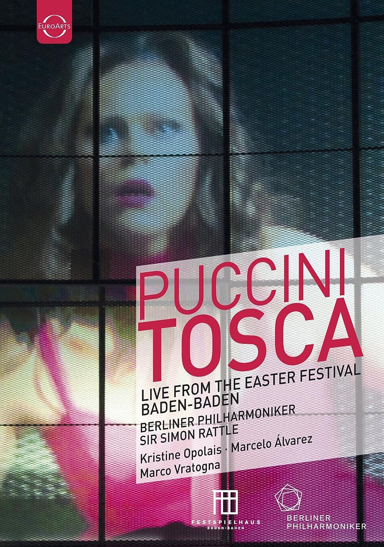 Amazon.com  Berliner Philharmoniker - Puccini  Tosca  Blu-ray   Sir Simon  Rattle Berliner Philharmoniker  Movies   TV 2c26f8d789