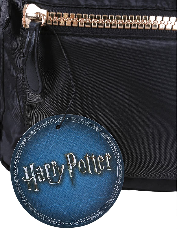 Sac /à dos noir Hogwarts HARRY POTTER