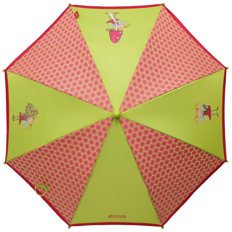 Sigikid 24448 - Paraguas infantil, color verde/rosa, verde/rosa (rosa) - 24448: Amazon.es: Equipaje
