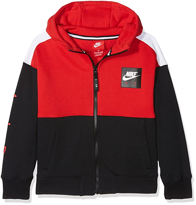 super cute sneakers no sale tax Nike Air Hoodie Full Zip Hoodie Boys, Children's, Jungen Air ...