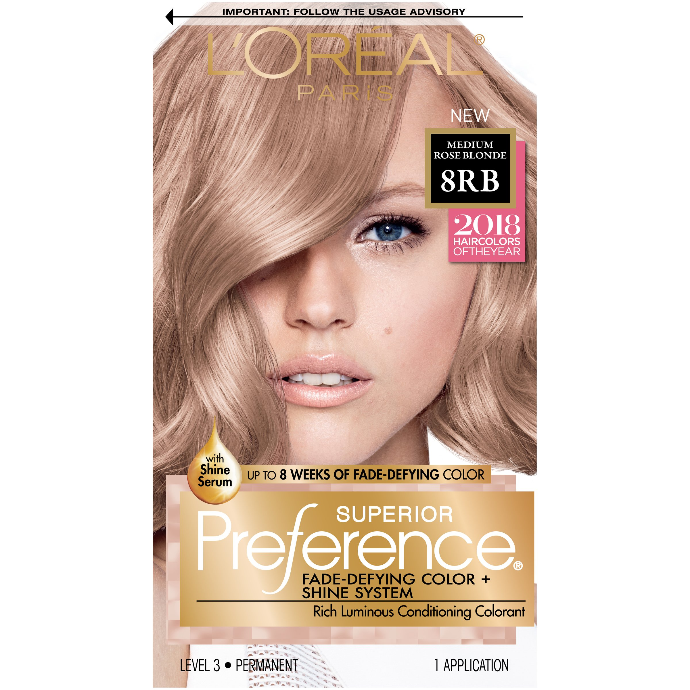Amazon Com L Or 233 Al Paris Feria Permanent Hair Color 58